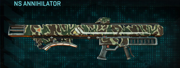 Scrub forest rocket launcher ns annihilator