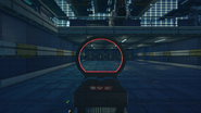 RTA Reflex Sight (1X) — Yellow Dot low light