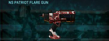 Tr urban forest pistol ns patriot flare gun