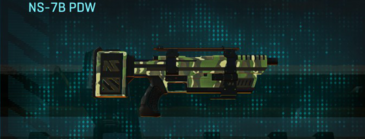 Temperate forest smg ns-7b pdw