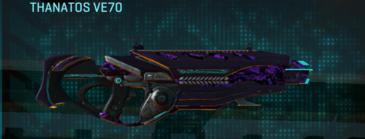 Vs digital shotgun thanatos ve70