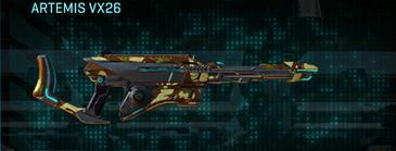 India scrub scout rifle artemis vx26
