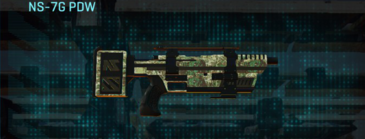 Pine forest smg ns-7g pdw
