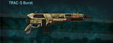 Sandy scrub carbine trac-5 burst