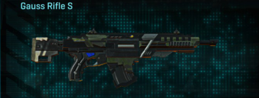 Amerish scrub assault rifle gauss rifle s