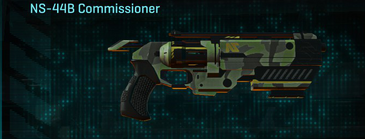 Amerish scrub pistol ns-44b commissioner