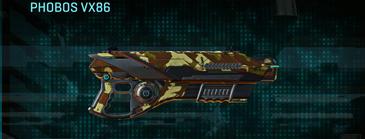 India scrub shotgun phobos vx86