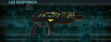 Jungle forest pistol la3 desperado