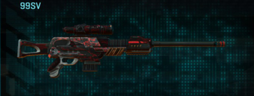 Tr digital sniper rifle 99sv