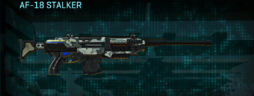 Northern forest scout rifle af-18 stalker