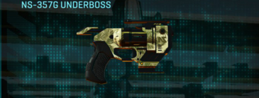Palm pistol ns-357g underboss