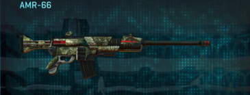 Pine forest battle rifle amr-66