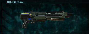 Amerish scrub shotgun gd-66 claw