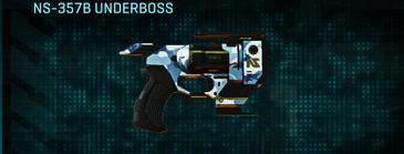 Nc urban forest pistol ns-357b underboss