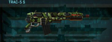 Jungle forest carbine trac-5 s