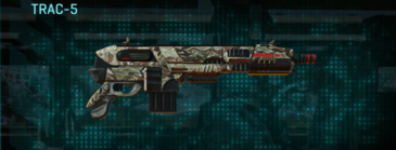 Arid forest carbine trac-5
