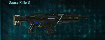 Clover assault rifle gauss rifle s