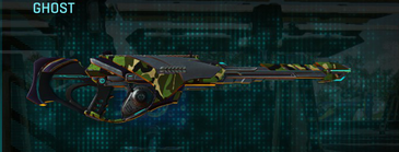 Jungle forest sniper rifle ghost