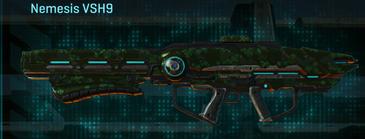 Clover rocket launcher nemesis vsh9