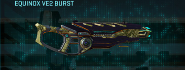 Palm assault rifle equinox ve2 burst