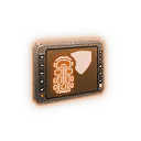 Icon cert vehicle gateShieldDiffuser 64