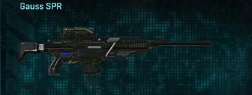 Clover sniper rifle gauss spr