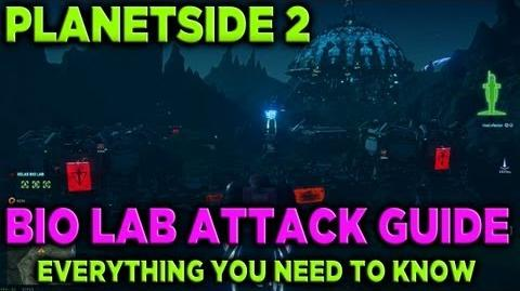 How to capture a Biolab and everything you need to know - Planetside 2