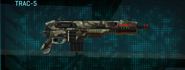 Woodland carbine trac-5