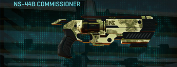 Palm pistol ns-44b commissioner