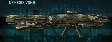 Woodland rocket launcher nemesis vsh9