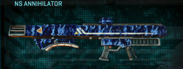 Nc digital rocket launcher ns annihilator