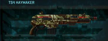 India scrub shotgun ts4 haymaker