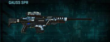 Nc urban forest sniper rifle gauss spr