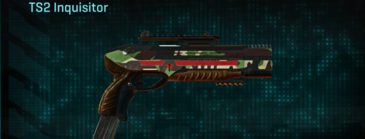 African forest pistol ts2 inquisitor