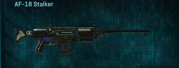 Clover scout rifle af-18 stalker