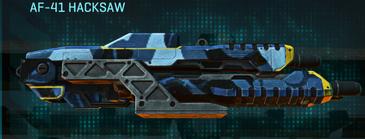 Nc alpha squad max af-41 hacksaw