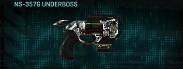 Snow aspen forest pistol ns-357g underboss
