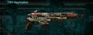 Arid forest shotgun ts4 haymaker