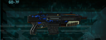 Nc loyal soldier carbine gd-7f