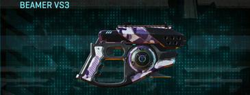 Vs urban forest pistol beamer vs3
