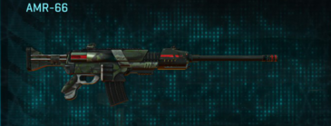 Amerish scrub battle rifle amr-66