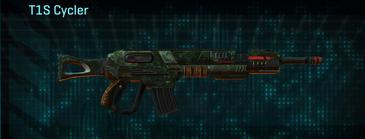 Clover assault rifle t1s cycler
