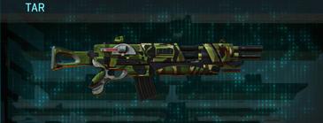 Jungle forest assault rifle tar