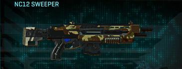 India scrub shotgun nc12 sweeper
