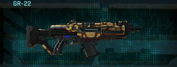 Giraffe assault rifle gr-22