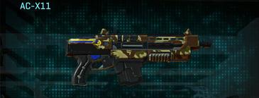 India scrub carbine ac-x11