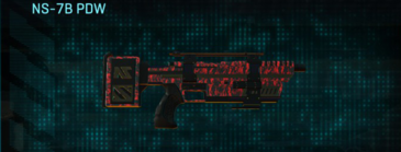 Tr digital smg ns-7b pdw