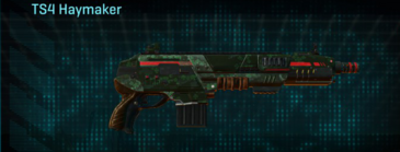 Clover shotgun ts4 haymaker