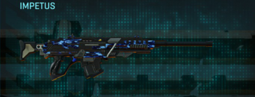 Nc digital sniper rifle impetus