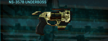 Palm pistol ns-357b underboss